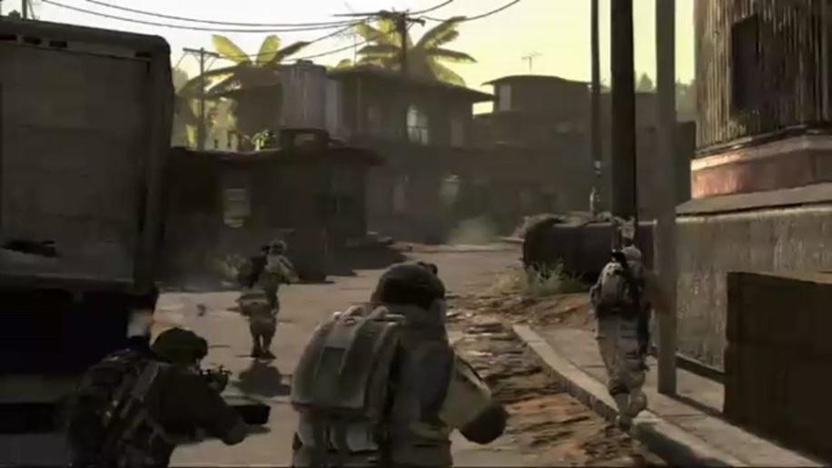Trailer, SOCOM 4