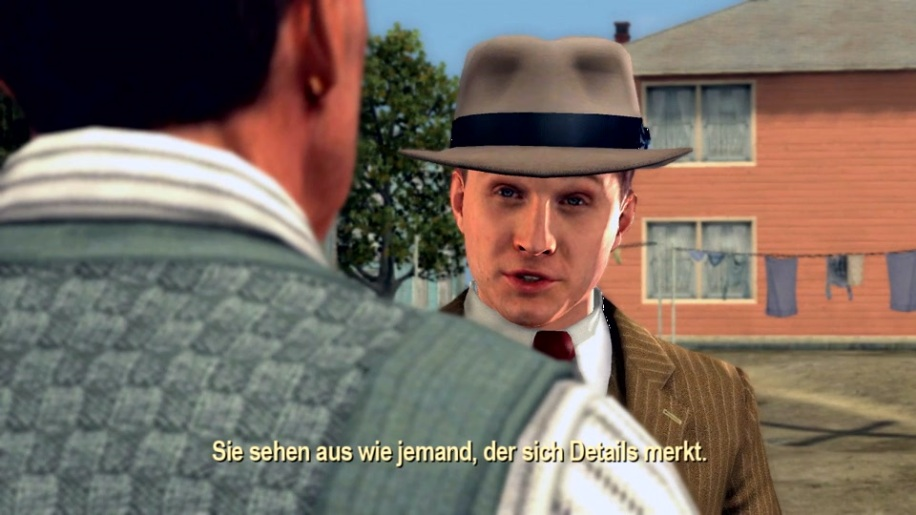 Gameplay, L.A. Noire