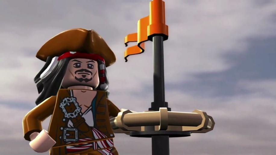 Trailer, Das Videospiel, LEGO Pirates of the Caribbean