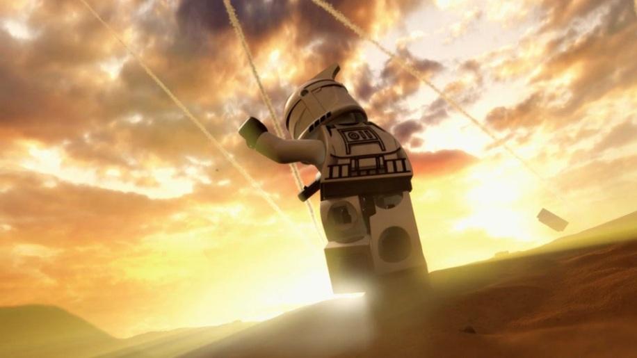 Trailer, The Clone Wars, Lego Star Wars III