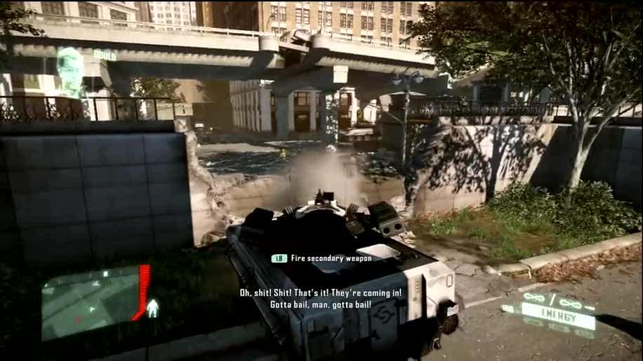 Shooter, Crytek, New York, Crysis 2, CryEngine, Angespielt, Nanosuit