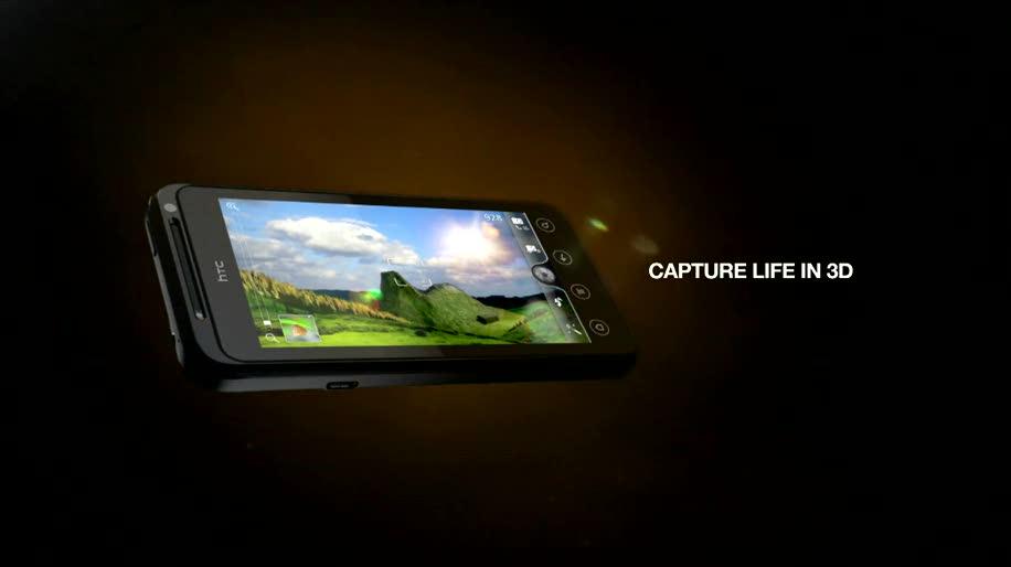 Smartphone, Android, Htc, 3d, Sense, HTC EVO 3D, Evo