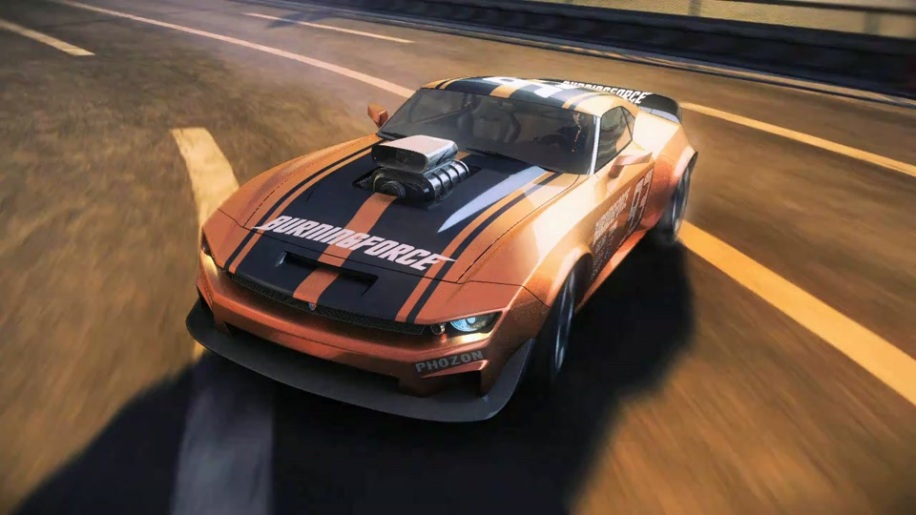 Trailer, Ridge Racer 3D