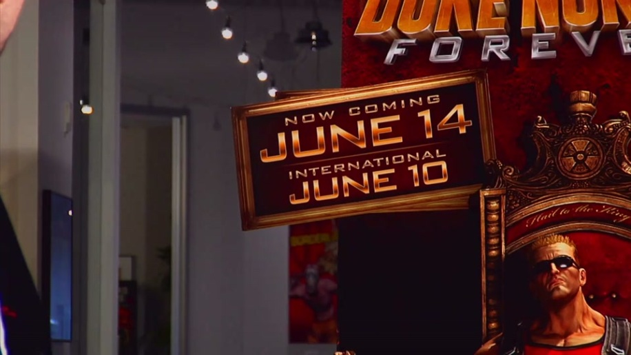 Trailer, Duke Nukem, Duke Nukem Forever, Duke