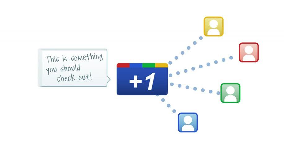 Google, Like, Empfehlungen, +1, Google +1