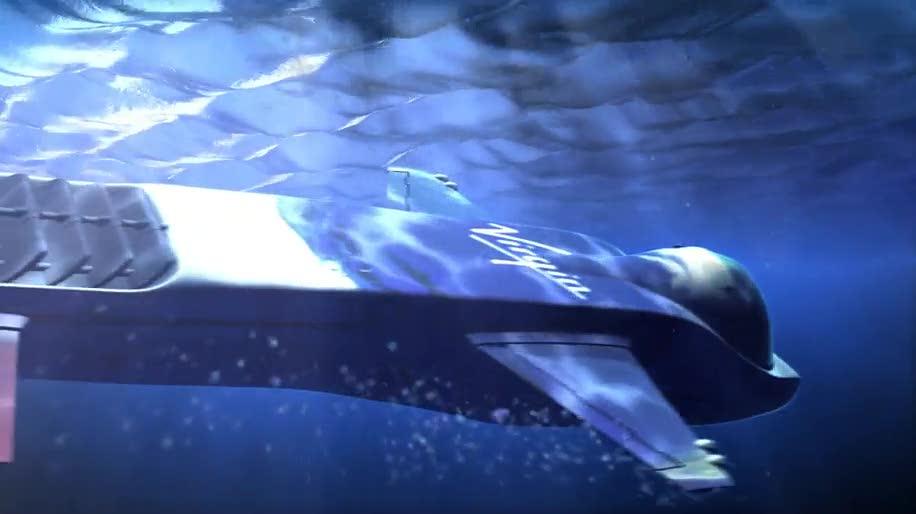 Trailer, Google Earth, U-Boot, Branson, Virgin Oceanic, Tiefsee