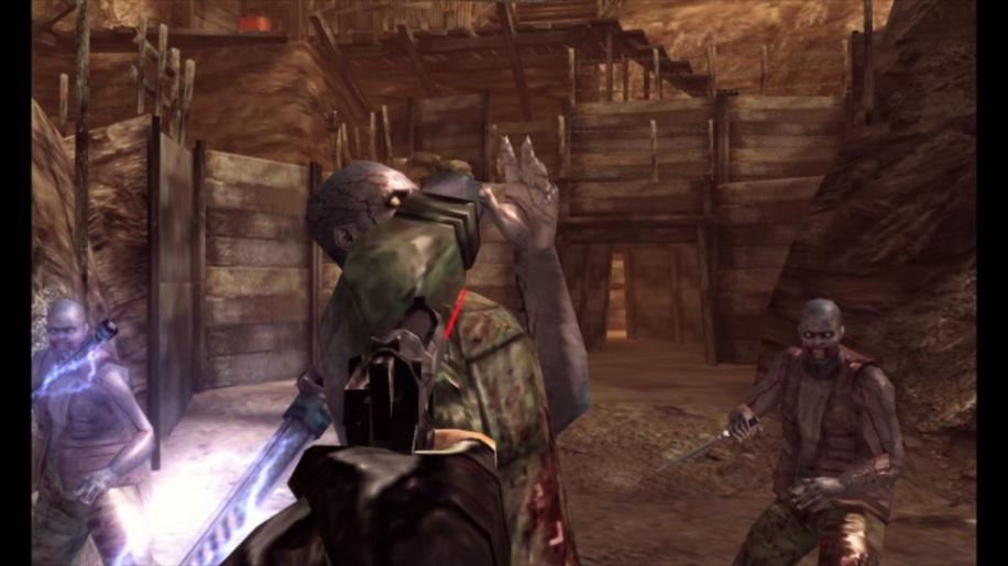 Trailer, Resident Evil, The Mercenaries 3D