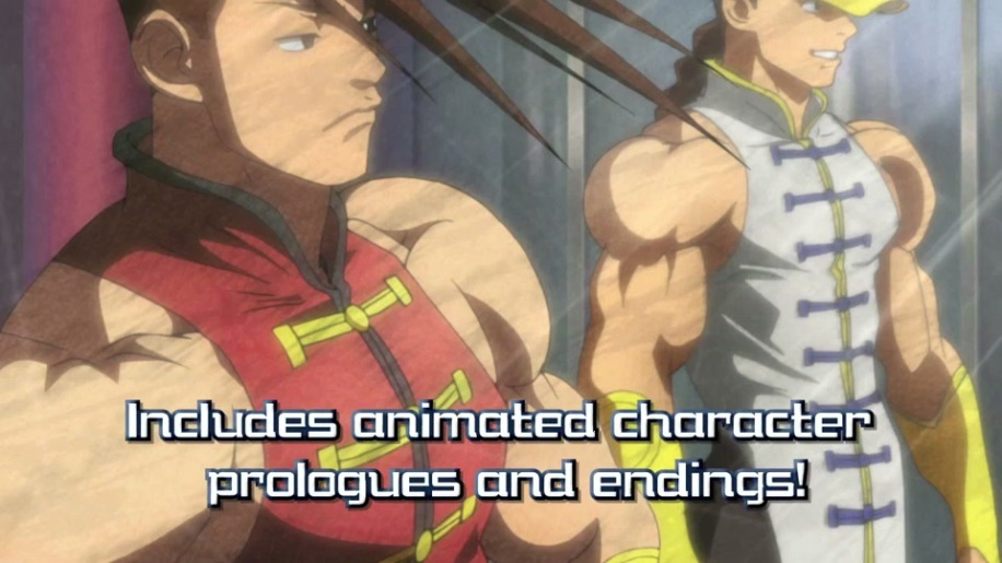 Trailer, Super Street Fighter IV, Arcade Edition