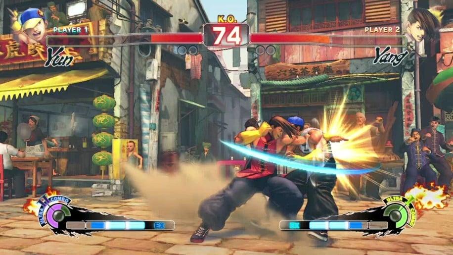 Gameplay, Super Street Fighter IV, Arcade Edition