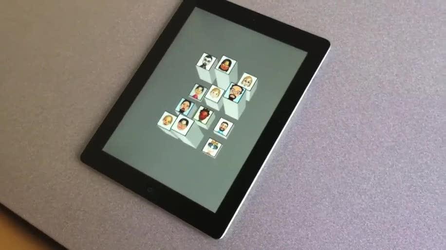 Ipad, Kamera, Bilder, 3d, Grafik, Darstellung