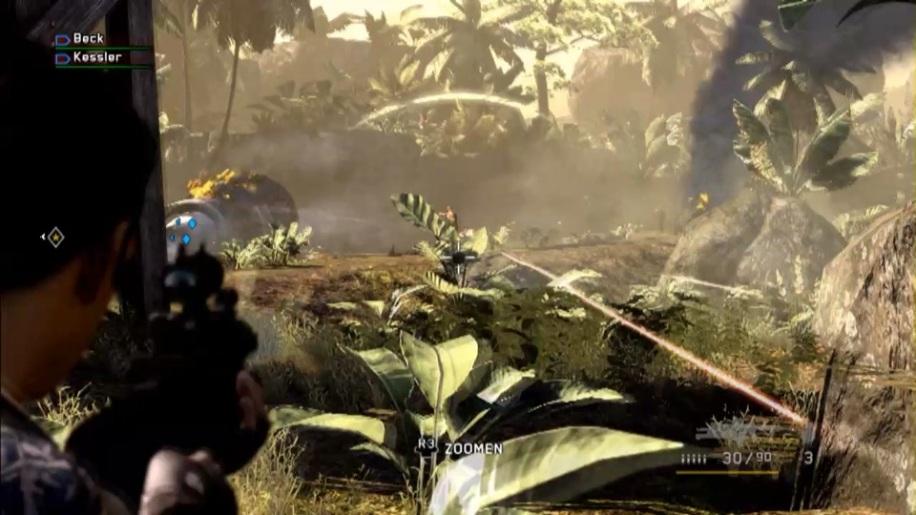 Gameplay, SOCOM 4