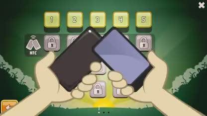 Smartphone, Nokia, Spiel, Handy, Angry Birds, Rovio, NFC, C7