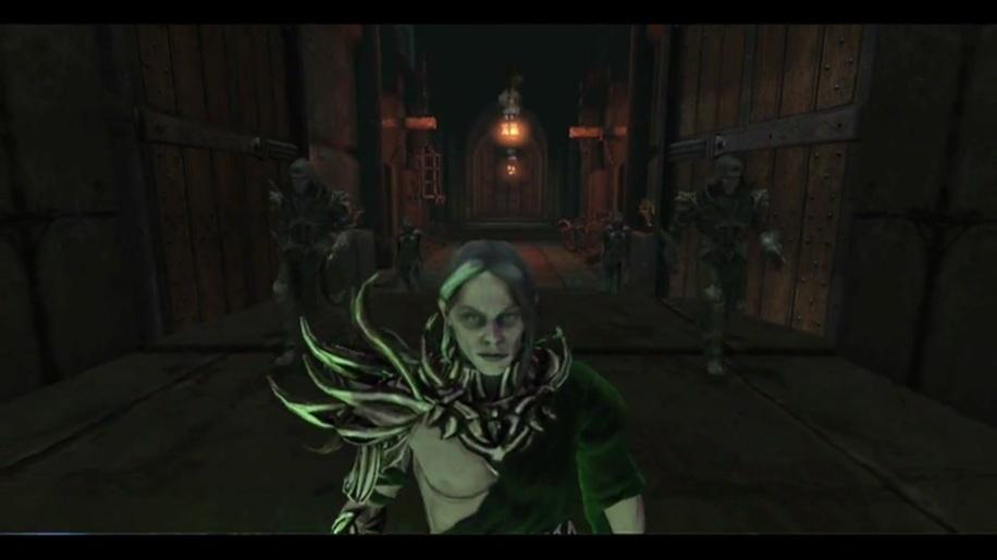 Trailer, Dungeons & Dragons, Daggerdale