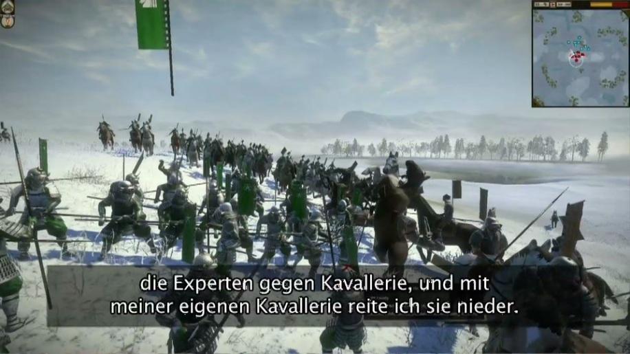 Gameplay, Total War, Shogun 2