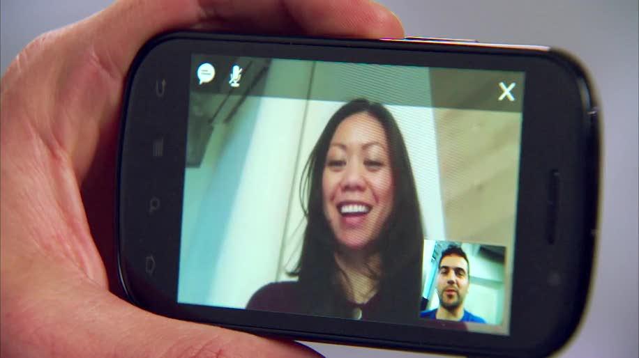 Smartphone, Google, Android, Videotelefonie, Google Tak