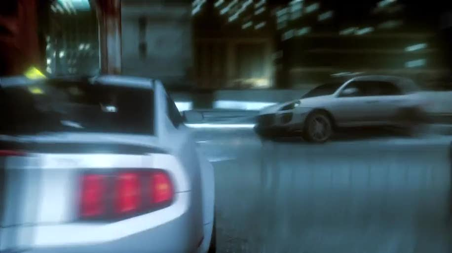 Trailer, Electronic Arts, Rennspiel, Teaser, Need for Speed, The Run