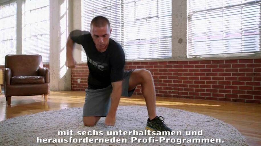 Trailer, UFC Personal Trainer