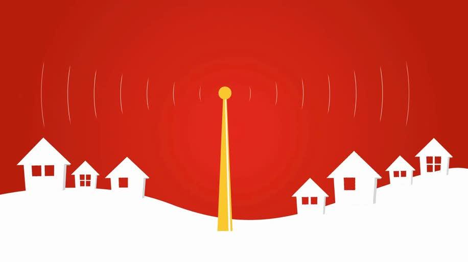 Internet, Mobilfunk, Lte, Vodafone, Dsl