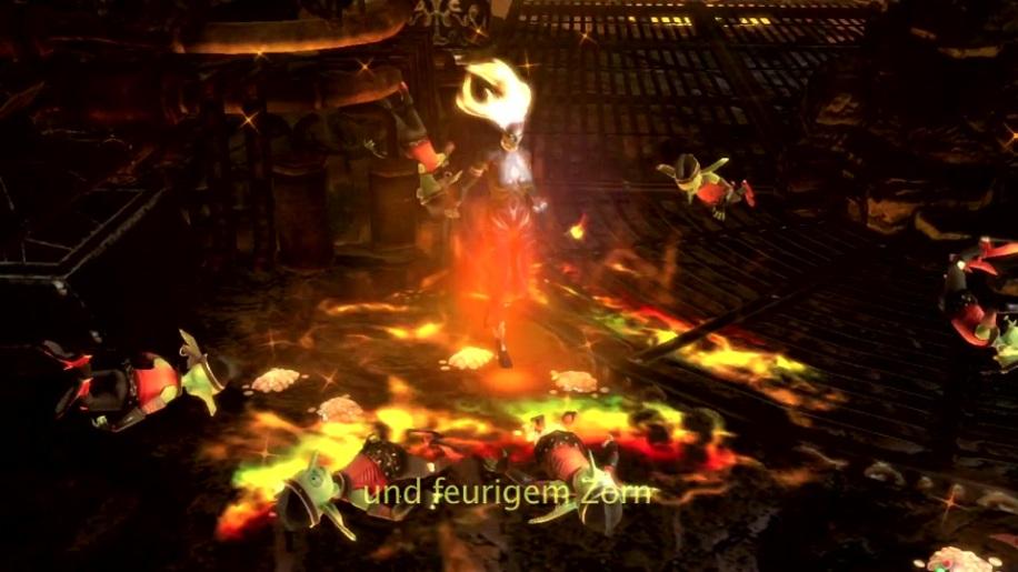 Trailer, Dungeon Siege 3