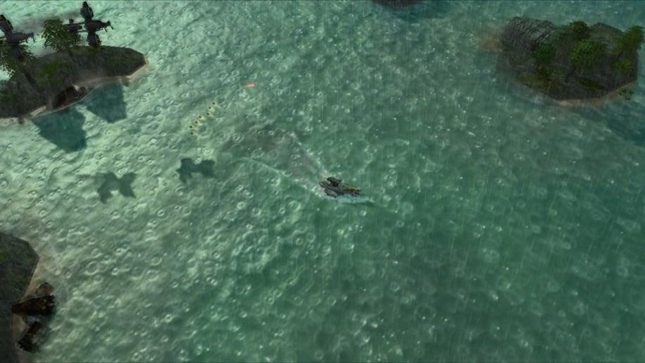 Trailer, Naval Warfare