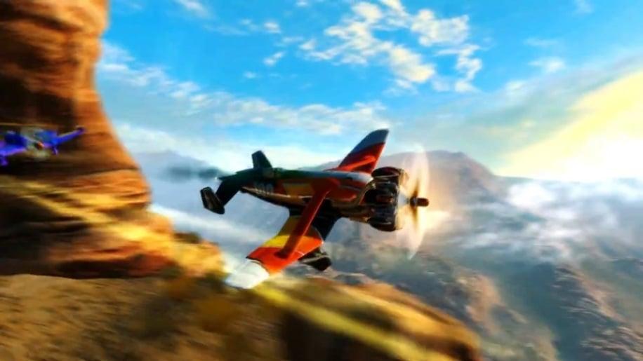 Trailer, Skydrift