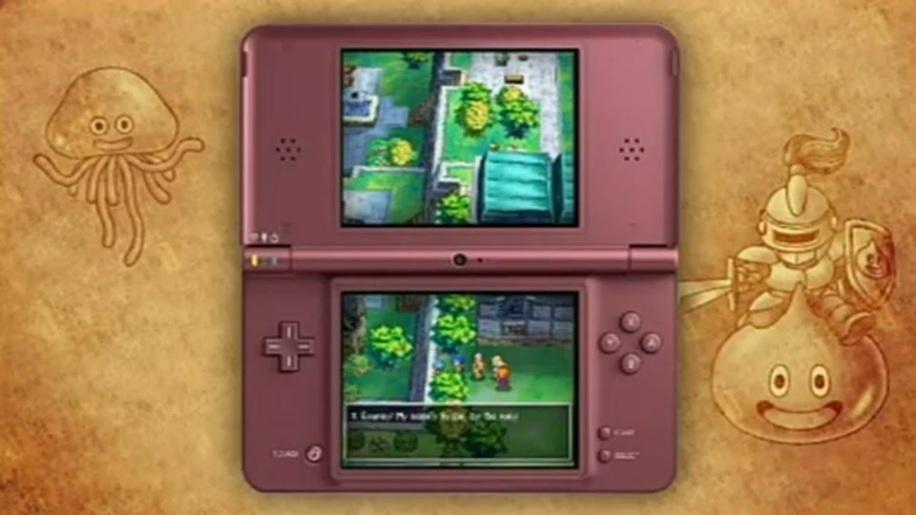 Trailer, Dragon Quest VI, Wandler zwischen den Welten