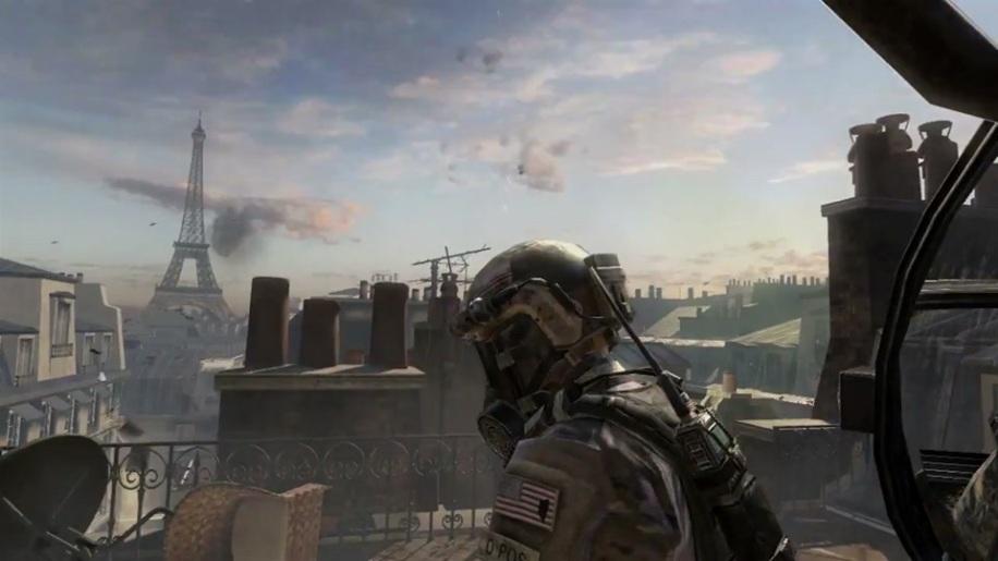 Trailer, Call of Duty, Modern Warfare 3
