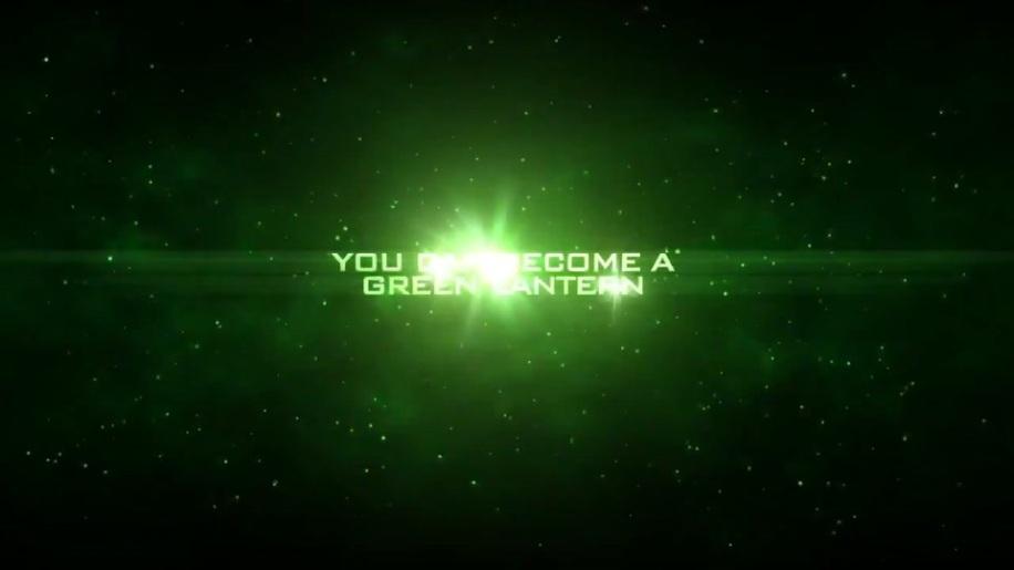 Trailer, Green Lantern, Rise of the Manhunters