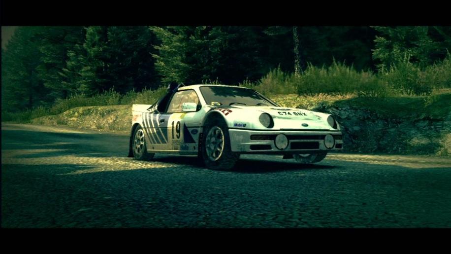 Trailer, DiRT 3, Rallye