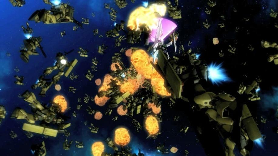 Trailer, Dynasty Warriors Gundam 3