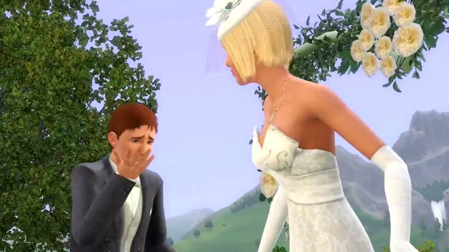 Trailer, Die Sims 3