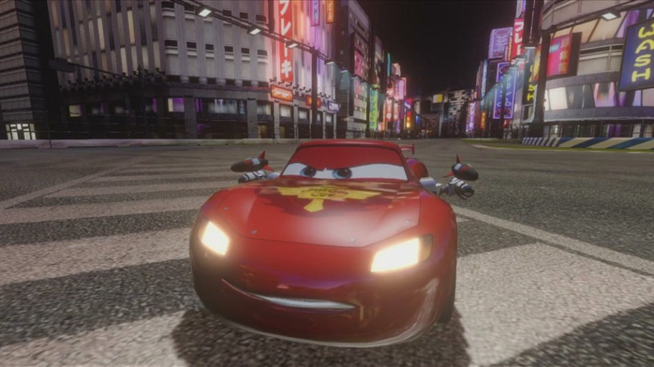 Trailer, Das Videospiel, Cars 2