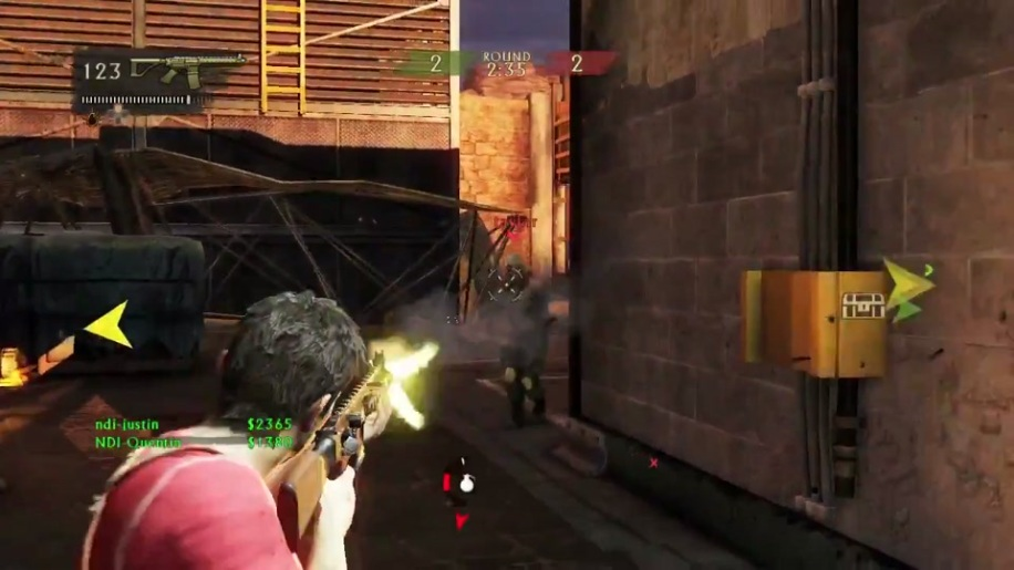 E3, Gameplay, E3 2011, Uncharted 3