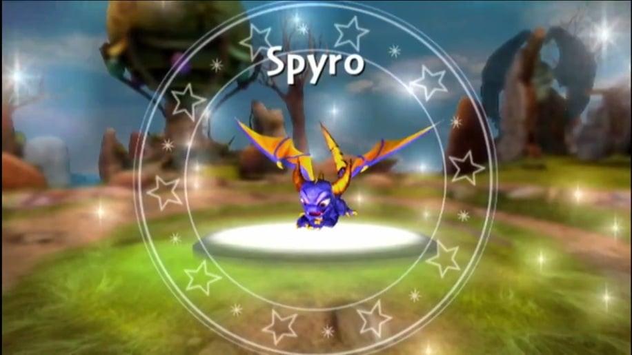 Trailer, E3, E3 2011, Skylanders, Spyro's Adventure