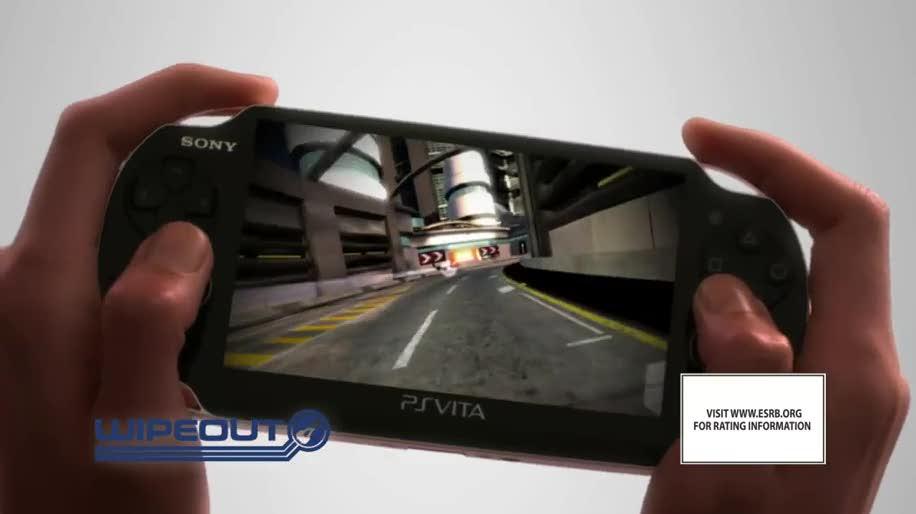 Sony, Playstation, E3, Handheld, E3 2011, Playstation Vita, Vita