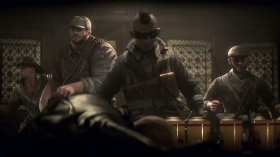 Trailer, E3, E3 2011, Brohters in Arms, Furious 4