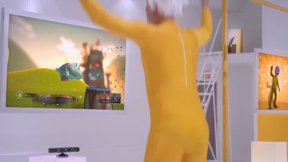 Trailer, E3, E3 2011, Kinect Fun Labs
