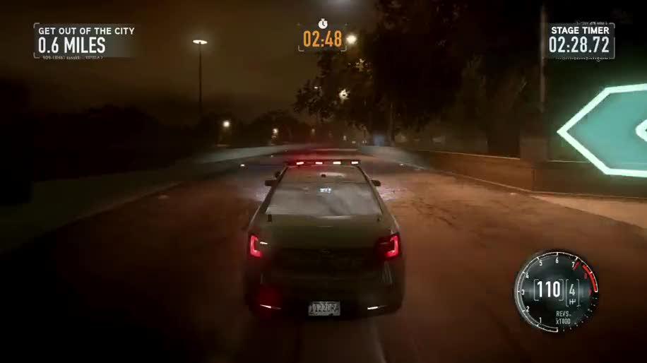Electronic Arts, E3, Rennspiel, Need for Speed, E3 2011, The Run, Blackbox