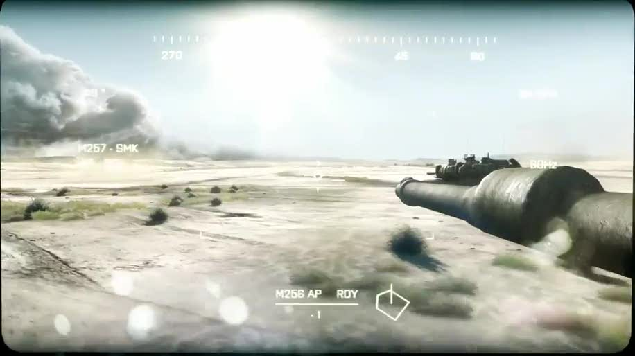Electronic Arts, E3, Shooter, Dice, Battlefield 3, E3 2011