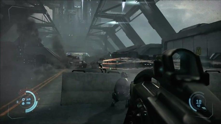 Trailer, E3, E3 2011, Dust 514