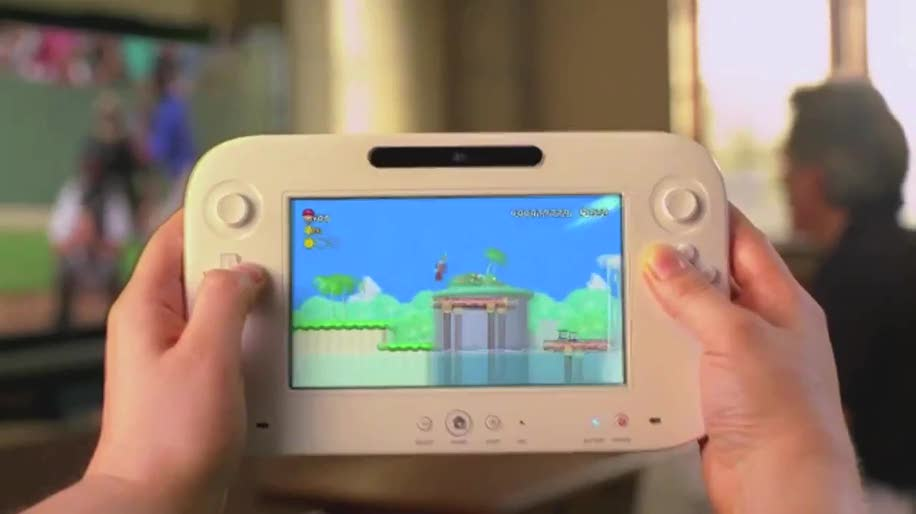 Nintendo, E3, Controller, Wii, Wii U, E3 2011
