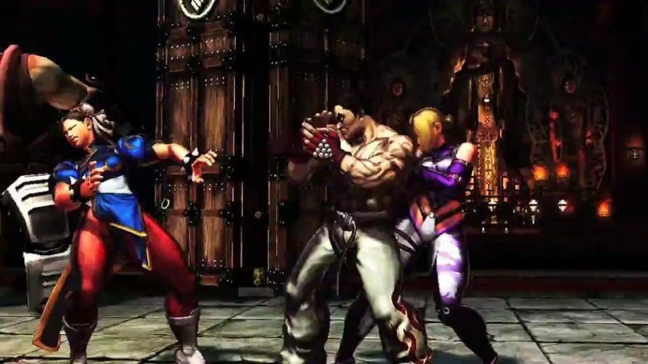 Trailer, E3, E3 2011, Street Fighter X Tekken