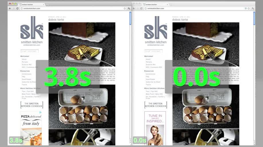Google, Chrome, Suche, Instant Pages, vorladen, Preloading