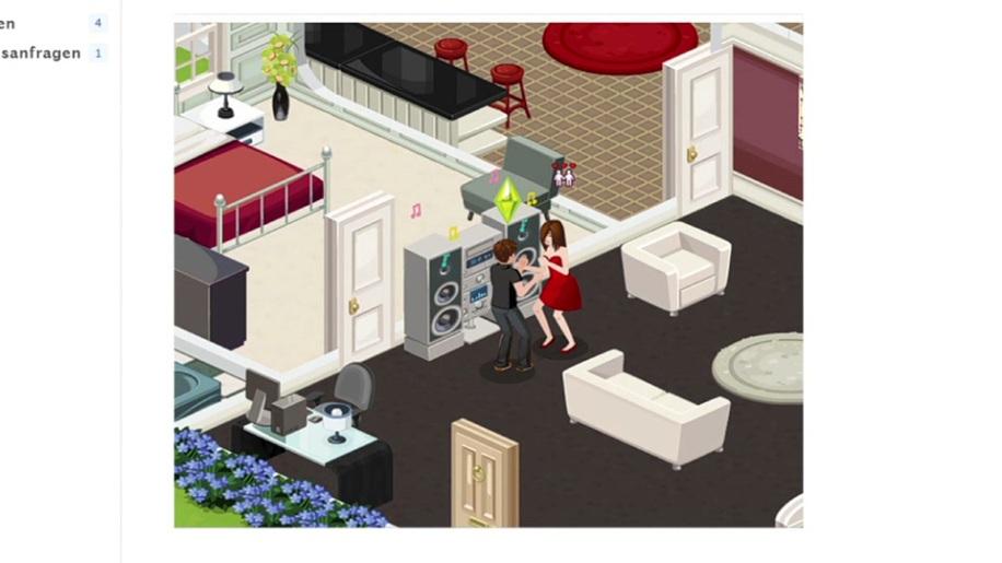 Trailer, The Sims Social