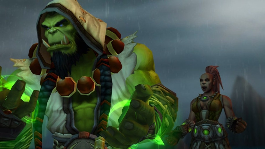 Trailer, World of Warcraft, Cataclysm