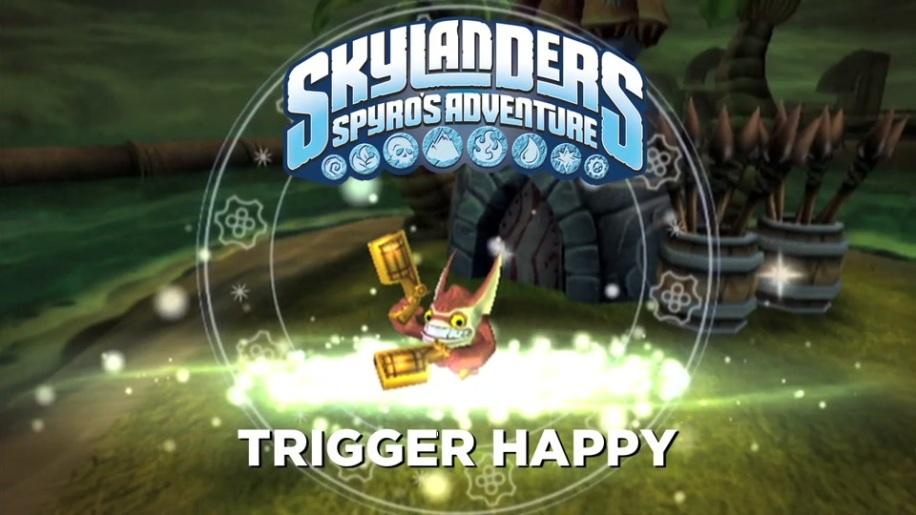 Trailer, Skylanders, Spyro's Adventure