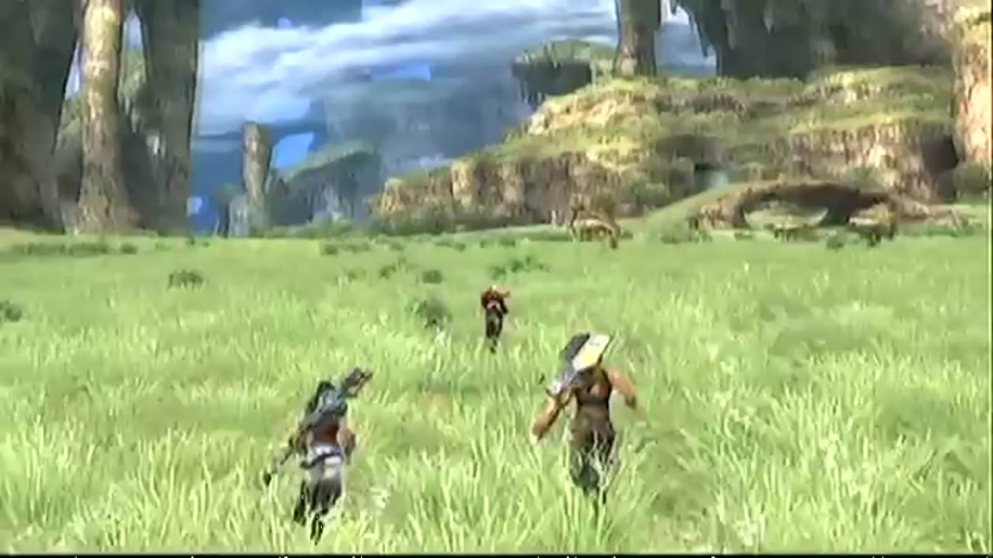 Gameplay, Xenoblade Chronicles