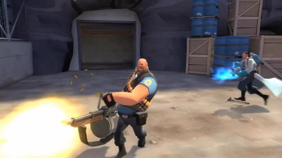 Valve, Multiplayer, Team Fortress 2, Free to Play, Team Fortress