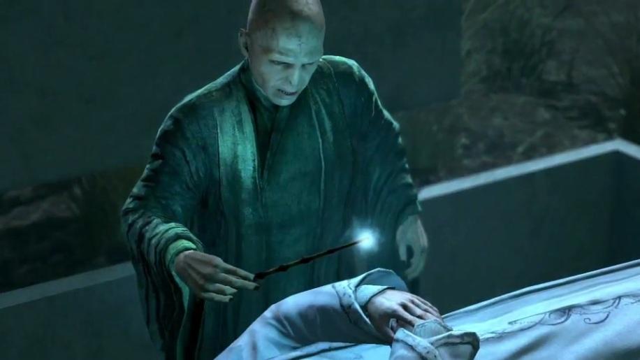 Trailer, Harry Potter und die Heiligtümer des Todes Teil 2
