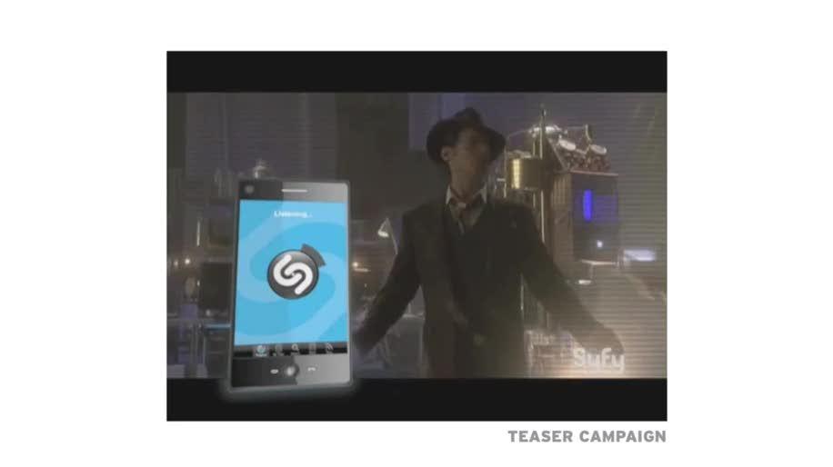 App, Musik, Tv, Fernsehen, Shazam